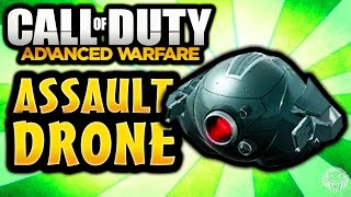 COD Advanced Warfare: Most Underrated Scorestreak! Aerial Assault Drone Killstreak (Call of Duty AW)