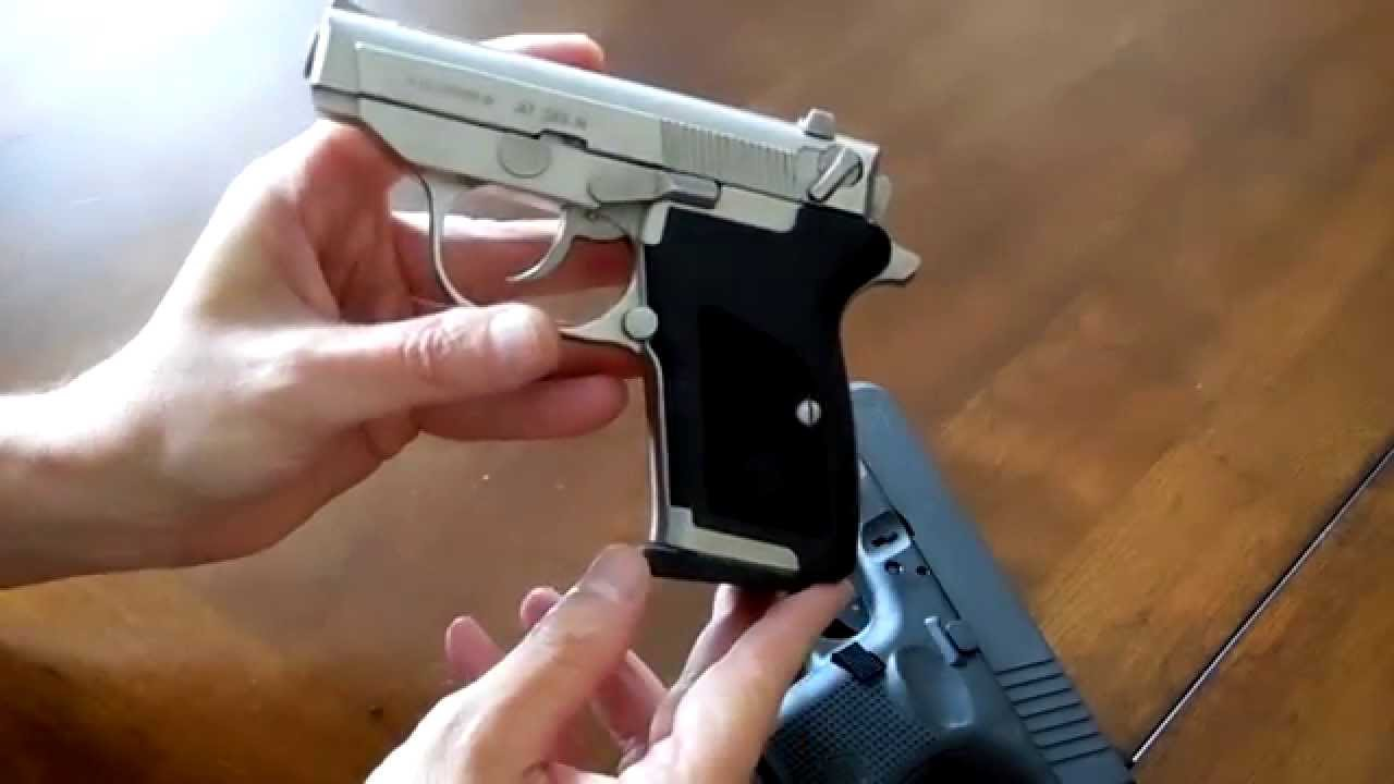 Sphinx AT 380-M Pistol Review / Takedown by MrBulletpoints