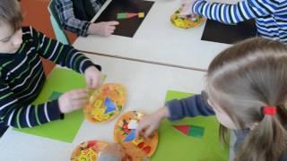 """Дидактична гра """"Човник"""" Контрольне заняття в дитячому закладі за ІІ півріччя"""