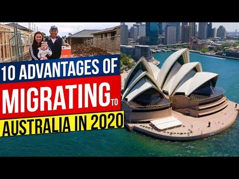 MIGRATE TO AUSTRALIA | 10 Advantages Of Migrating To Australia In 2020