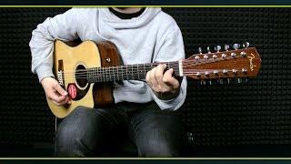 Электроакустическая гитара Fender CD 60SCE-12