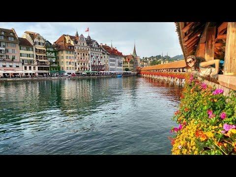 Europe Road Trip - Day   3 - Central Switzerland