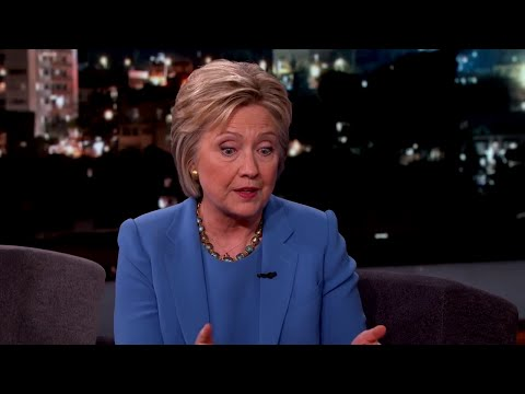 Hillary Clinton Talks UFOs and Disclosure with Jimmy Kimmel - Were Her True Motives Exposed?