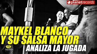 MAYKEL BLANCO Y SU SALSA MAYOR - Analiza La Jugada (Promo Video) Salsa Cubana - Timba 2017