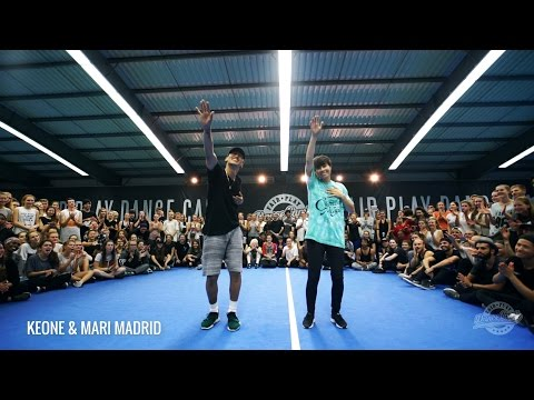 ★ Keone & Mari Madrid ★ High Frequency ★ Fair Play Dance Camp 2016 ★