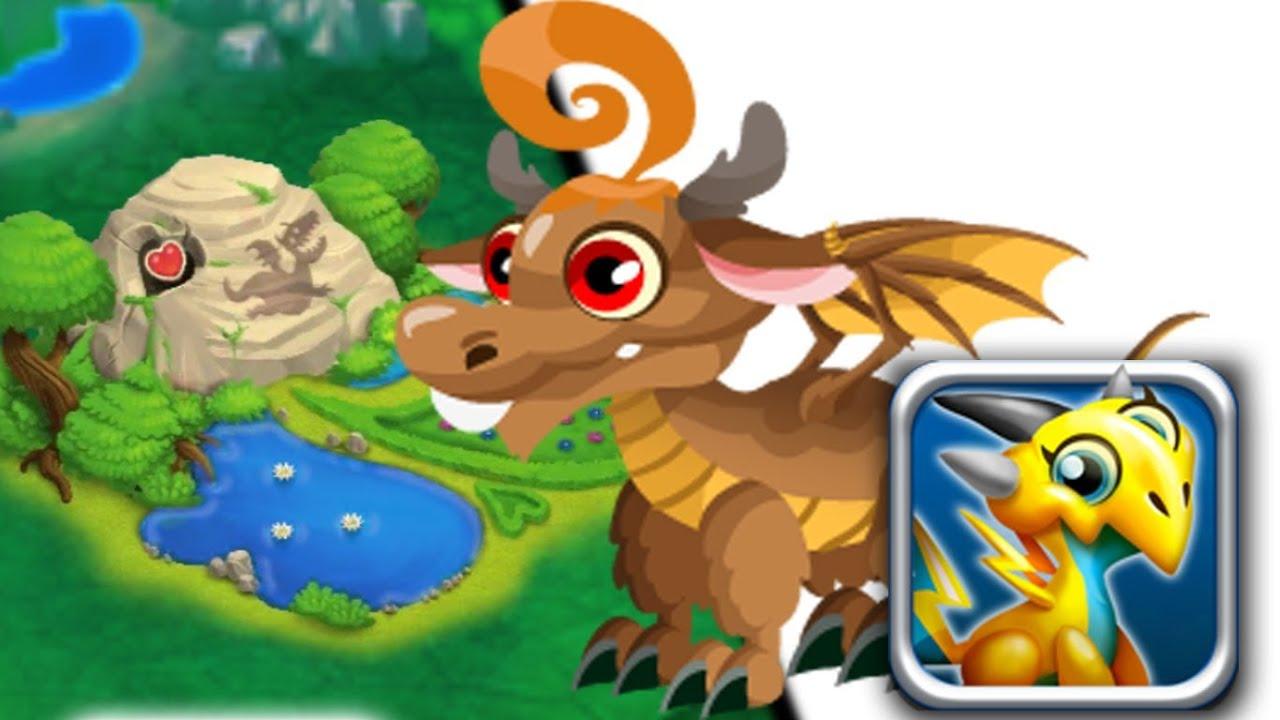 How To Breed Moose Dragon 100 Real Dragon City Mobile Wbangcahd