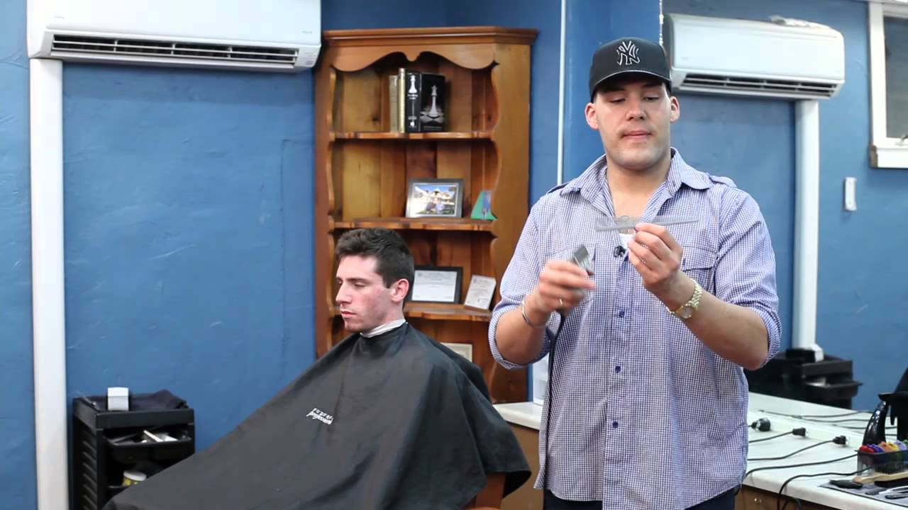 How To Use Ear Taper Combs Hair Clippers Tips