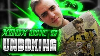 XBOX ONE S | UNBOXING