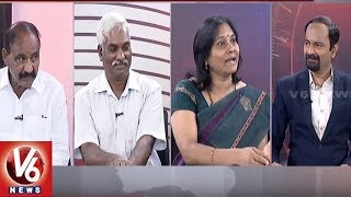 Special Debate On Oppositions No Confidence Motion Against Govt | Good Morning Telangana | V6 News
