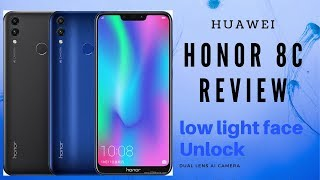 Honor 8C  Review  World's First Snapdragon™ 632 Smartphone