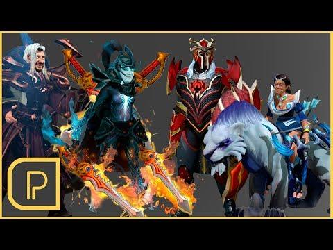 Purge Plays Dragon knights w/ GH, Matumbaman &  Blitz