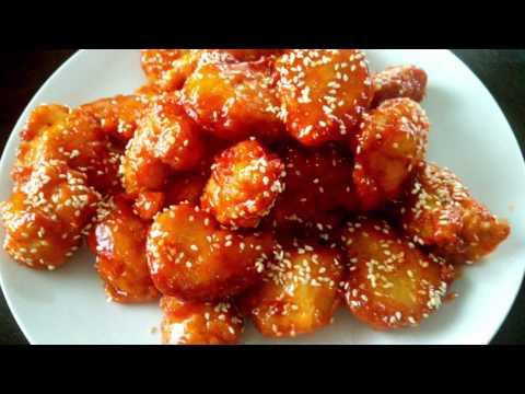 How To Make Honey Chicken || Easy Honey Chicken Recipe !!