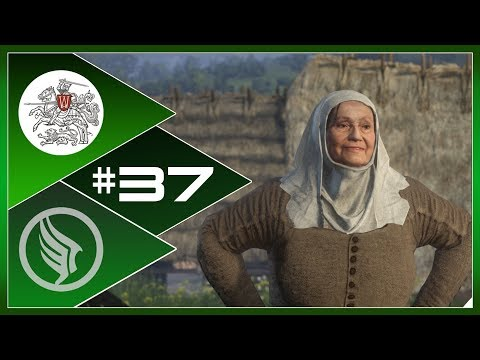 Kingdom Come: Deliverance Walkthrough #37 - Restless Spirit - No Commentary