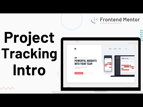Project Tracking Intro - Design To HTML/CSS