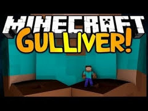 Tuto fr] comment installer le mod gulliver minecraft 1. 6. 4 youtube.