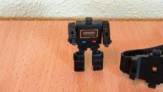 RETROINFORMÁTICA: Reloj Robot Transformer del Año 1983.