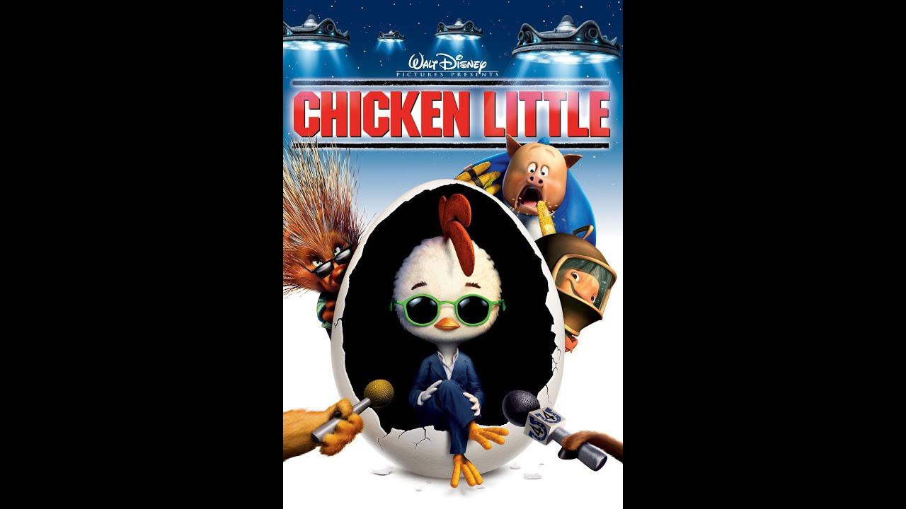 Disney S Chicken Little 2005 One Little Slip Youtube