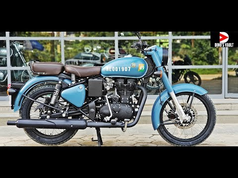 Royal Enfield Classic 350 ABS Signals Edition First Ride Review #Bikes@Dinos Mp3