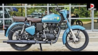 Royal Enfield Classic 350 ABS Signals Edition First Ride Review #Bikes@Dinos
