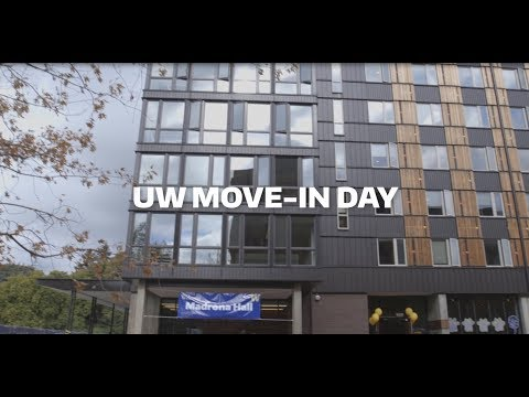 UW Move-in Day 2018
