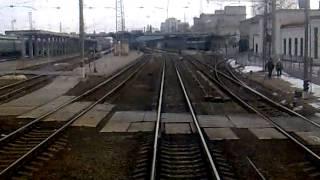 ЖД Вокзал, Днепропетровск(, 2014-06-24T22:14:11.000Z)