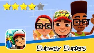Subway Surfers Marrakesh Walkthrough Join the endless running fun! Recommend index four stars