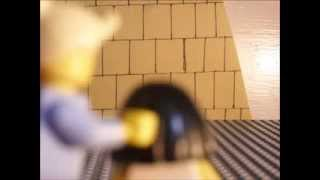 Horrible Histories Cleopatra Song - Lego Animation