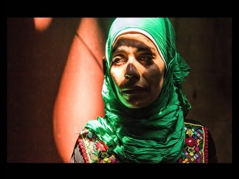 Palestinian Refugee Women from Syria