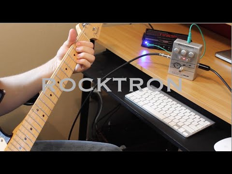 Rocktron Celestial Delay Demo By Robert Baker