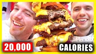 Download 20,000 CALORIE BURGER! Mp3 and Videos