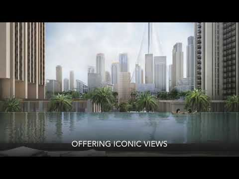 17 Icon Bay in Dubai Creek Harbour, Dubai | Residential Buy To Let Investment - Aspen Woolf