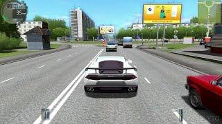 City Car Driving Simulator PC Gameplay