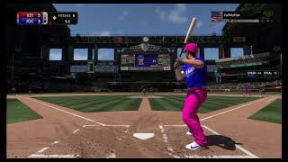 Joc Pederson saves the game MLB the Show 18