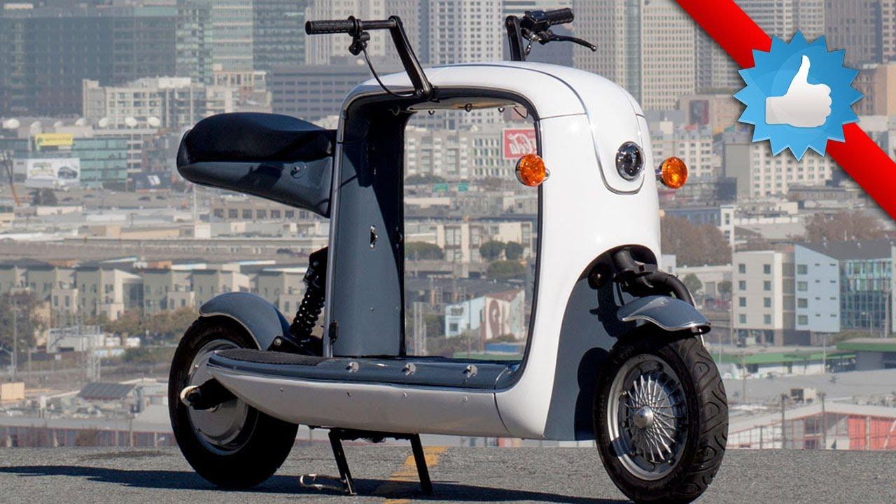 lit motors kubo electric cargo scooter youtube. Black Bedroom Furniture Sets. Home Design Ideas