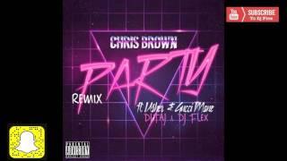DJ Flex Ft. DJ Taj ~ Party (Jersey Club Version)