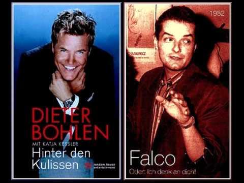 Dieter Bohlen über Falco