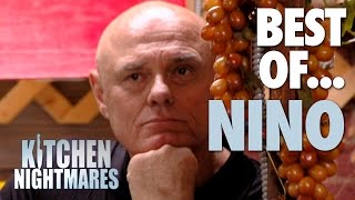 NINO'S WACKIEST MOMENTS - Best of Kitchen Nightmares