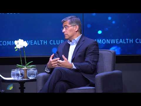 CALIFORNIA ATTORNEY GENERAL XAVIER BECEA speaks at Commonwealth Club