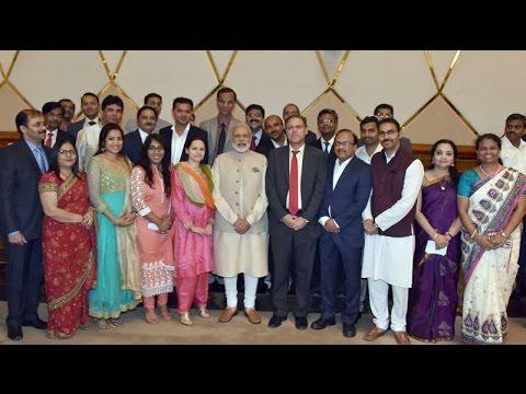 PM Modi addresses Indian community in Doha, Qatar