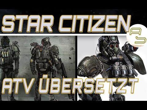 [Übersetzt] Star Citizen: Around the Verse - Legacy Armor Update (Part 1, 19.10.2017)