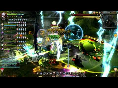 DragonNest GDN run attempt. Inquis POV