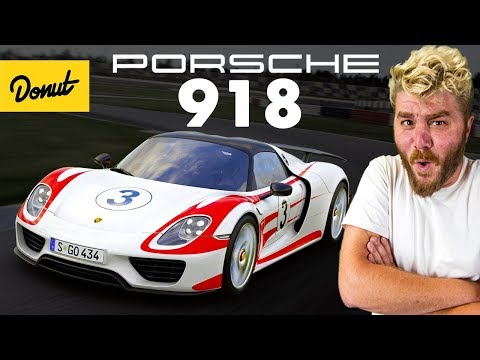 PORSCHE 918 - Everything You Need to Know   Up to Speed