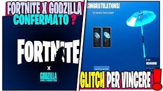 EVENT FORTNITE X GODZILLA GLITCH FOR WIN IN SEASON 9