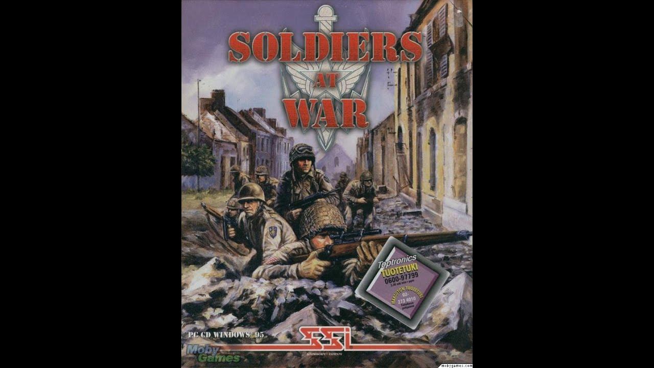 Windows - Soldiers at War (1998, Random Games) - YouTube