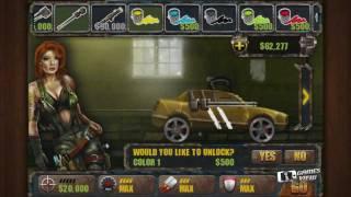 Road Warrior Free top 'car racing meets guns' - iPhone & iPad Gameplay Video
