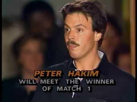 Long Island Open 1986 Match 1