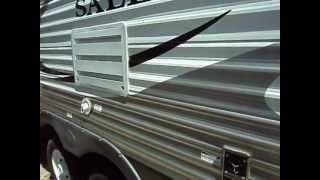2011 Salem 29qbds 2bedroom Double Slide-out Pre-owned Trailer