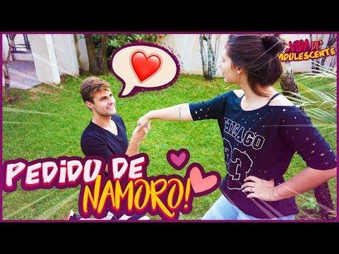 PEDI ELA EM NAMORO!! - VIDA DE ADOLESCENTE #42 [ REZENDE EVIL ]