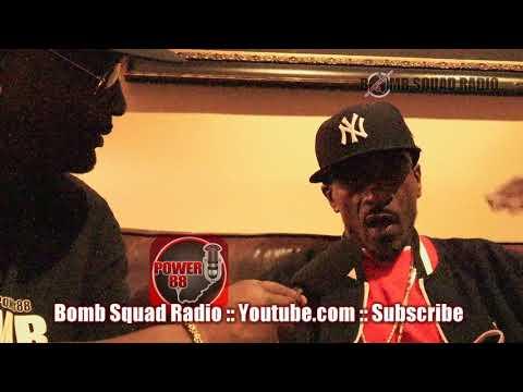 THE RAKIM INTERVIEW :: BOMB SQUAD RADIO   LORDLANDFILMS.COM