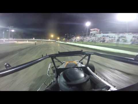 Port City Raceway Non-Wing 6-17-17 A Feature